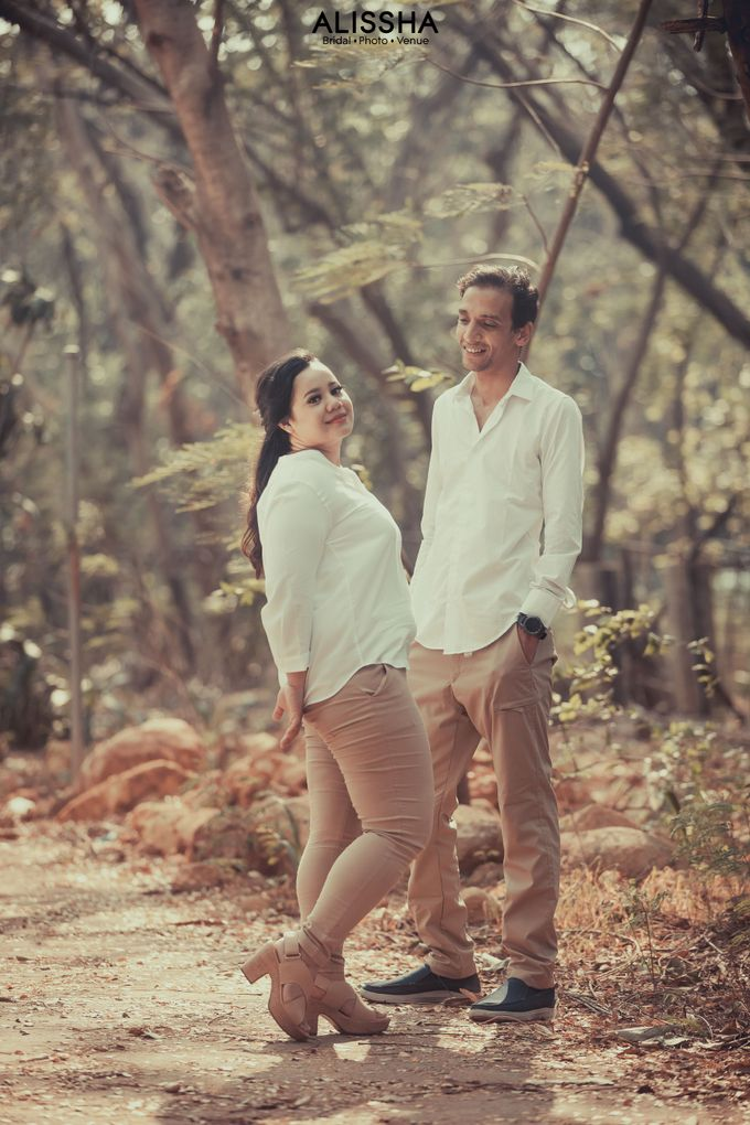 Prewedding of Erni-Salah at Alissha by Alissha Bride - 014