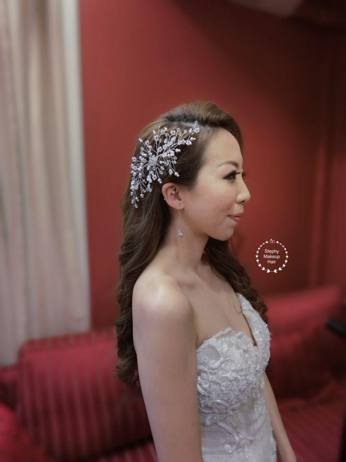 kuala lumpur Lynn Wedding Day by Stephy Ng Makeup and Hair - 006