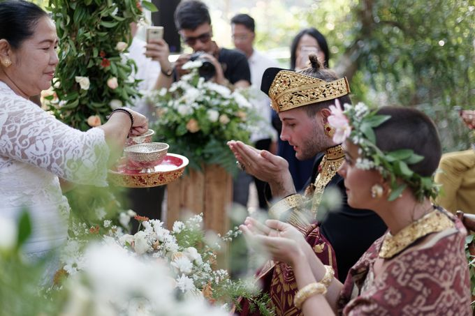 Balinese Wedding Ritual at Plataran Canggu by Plataran Indonesia - 007