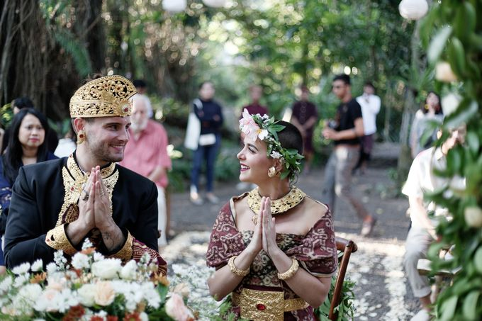 Balinese Wedding Ritual at Plataran Canggu by Plataran Indonesia - 008