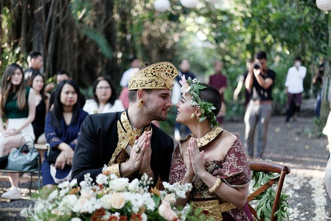 Balinese Wedding Ritual at Plataran Canggu by Plataran Indonesia - 009