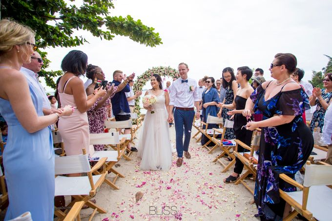 Rob and Michelle wedding at Conrad Koh Samui by BLISS Events & Weddings Thailand - 006