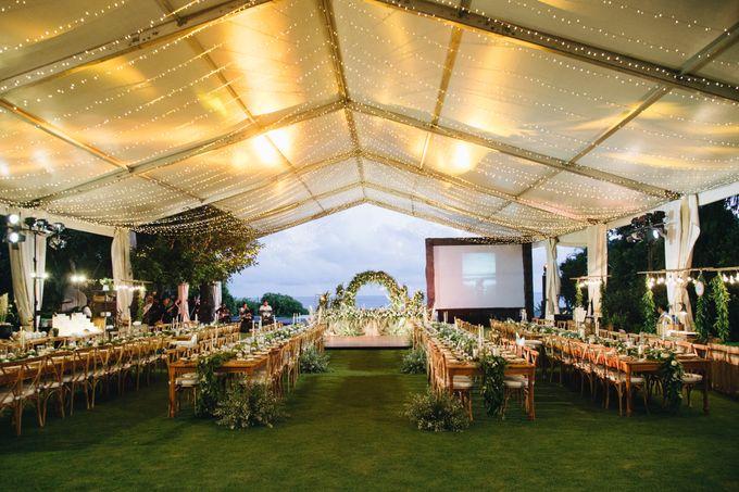 Paskal & Vivin Wedding by Bali Wonderful Decor - 020