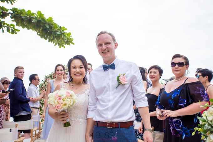 Rob and Michelle wedding at Conrad Koh Samui by BLISS Events & Weddings Thailand - 007