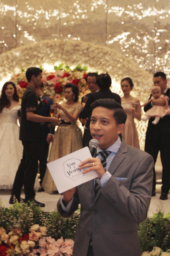 Yan & Venny Wedding Day by Vedie Budiman - 006