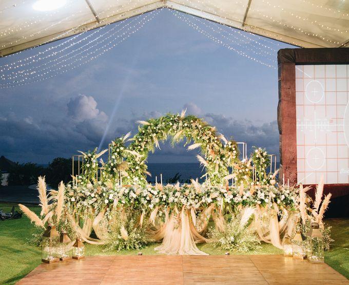 Paskal & Vivin Wedding by Bali Wonderful Decor - 021