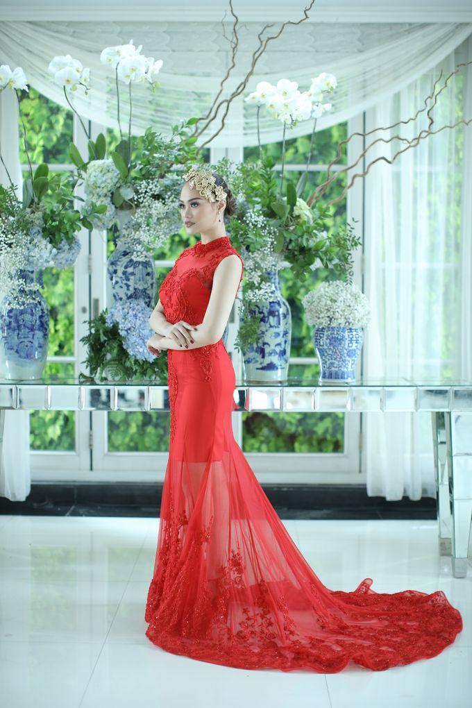 RED DRESS by natalia soetjipto - 006