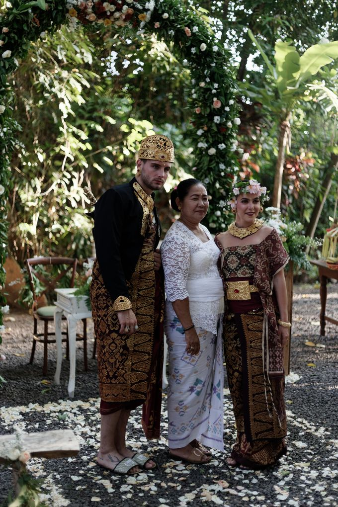Balinese Wedding Ritual at Plataran Canggu by Plataran Indonesia - 013