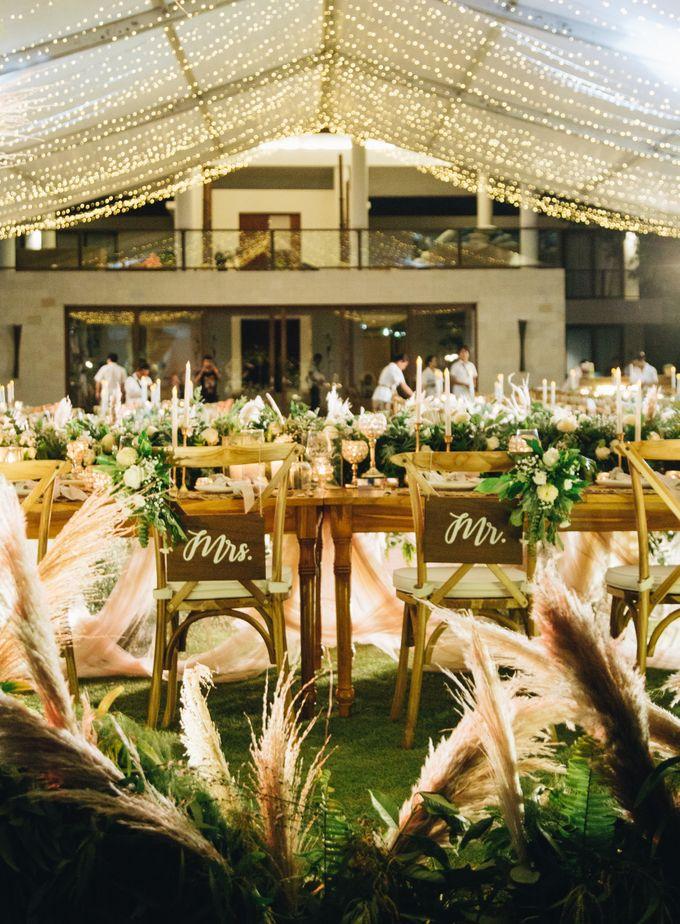 Paskal & Vivin Wedding by Bali Wonderful Decor - 022