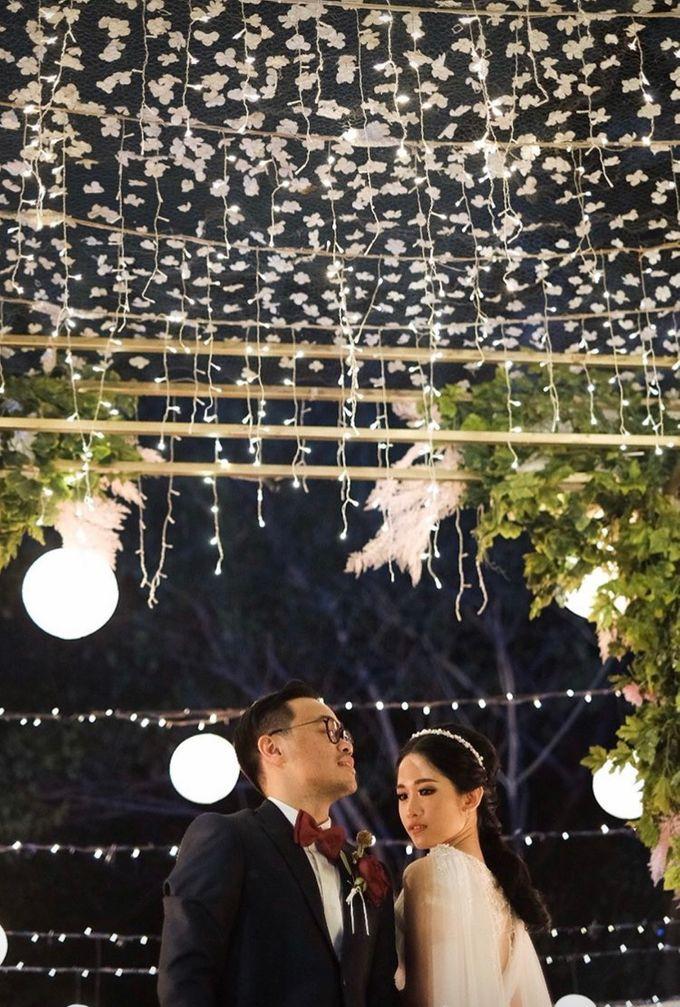 Markus & Tressi's Wedding by Cloche Atelier - 008