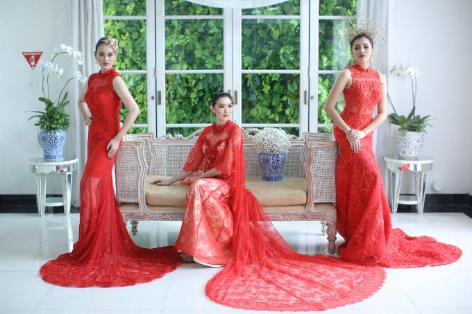 RED DRESS by natalia soetjipto - 005