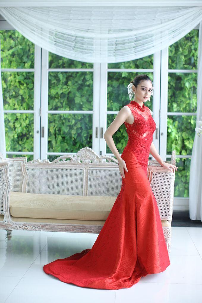 RED DRESS by natalia soetjipto - 004