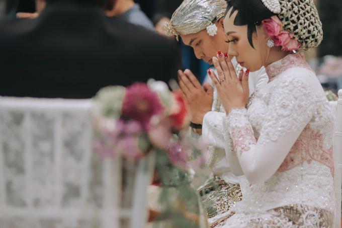 Rara & Adietya by Simple Wedding Organizer - 008