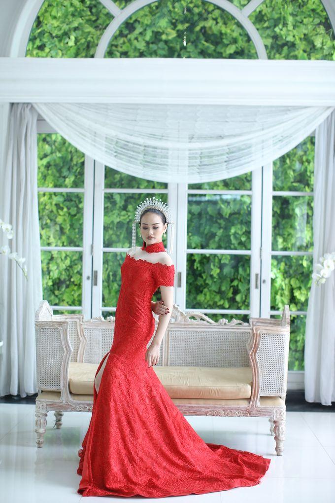 RED DRESS by natalia soetjipto - 003