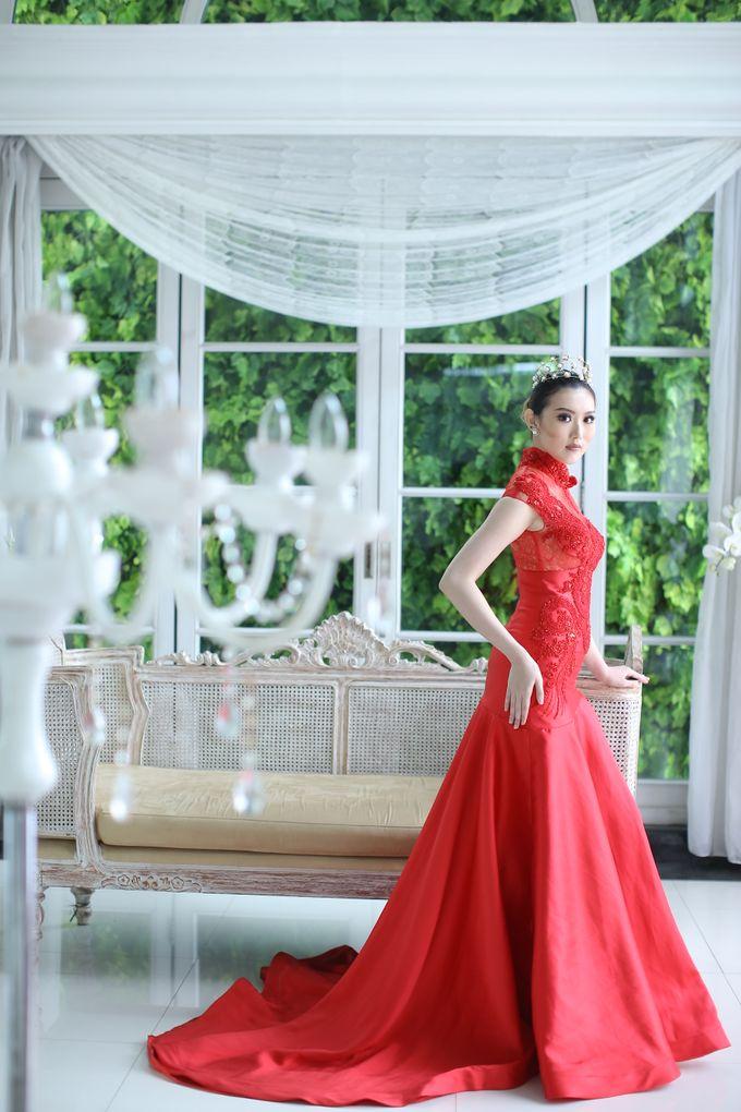 RED DRESS by natalia soetjipto - 002