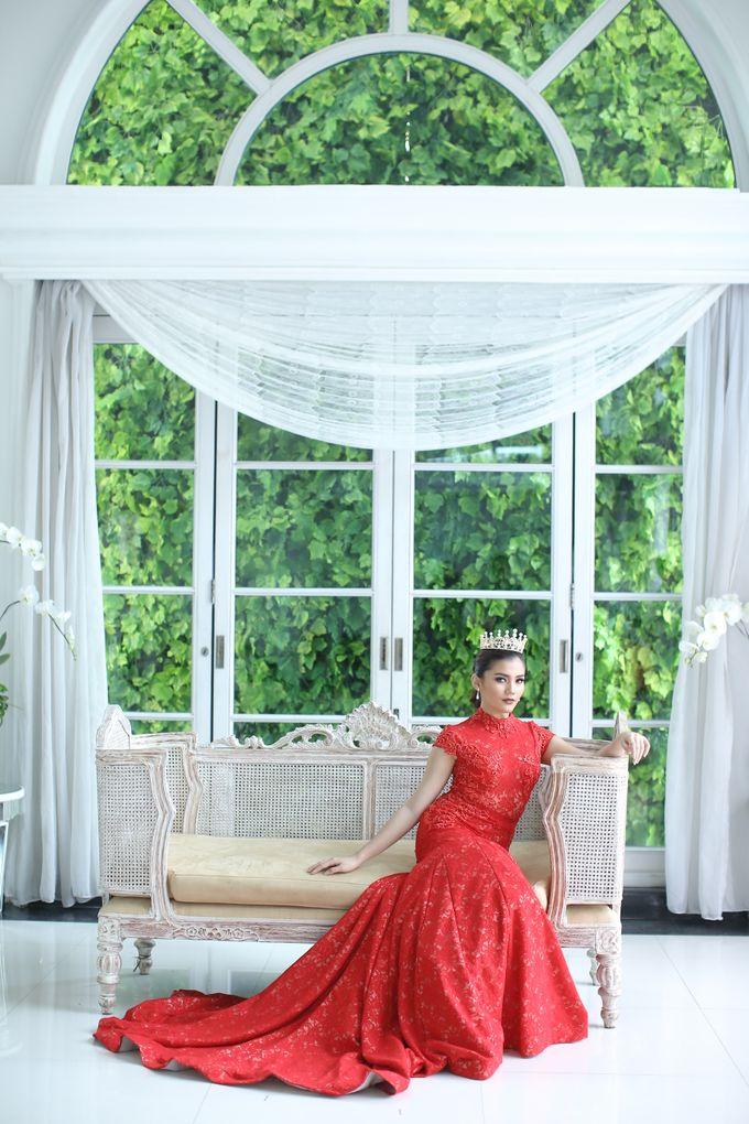 RED DRESS by natalia soetjipto - 001