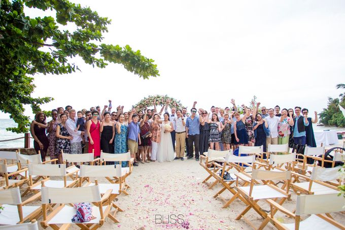 Rob and Michelle wedding at Conrad Koh Samui by BLISS Events & Weddings Thailand - 008