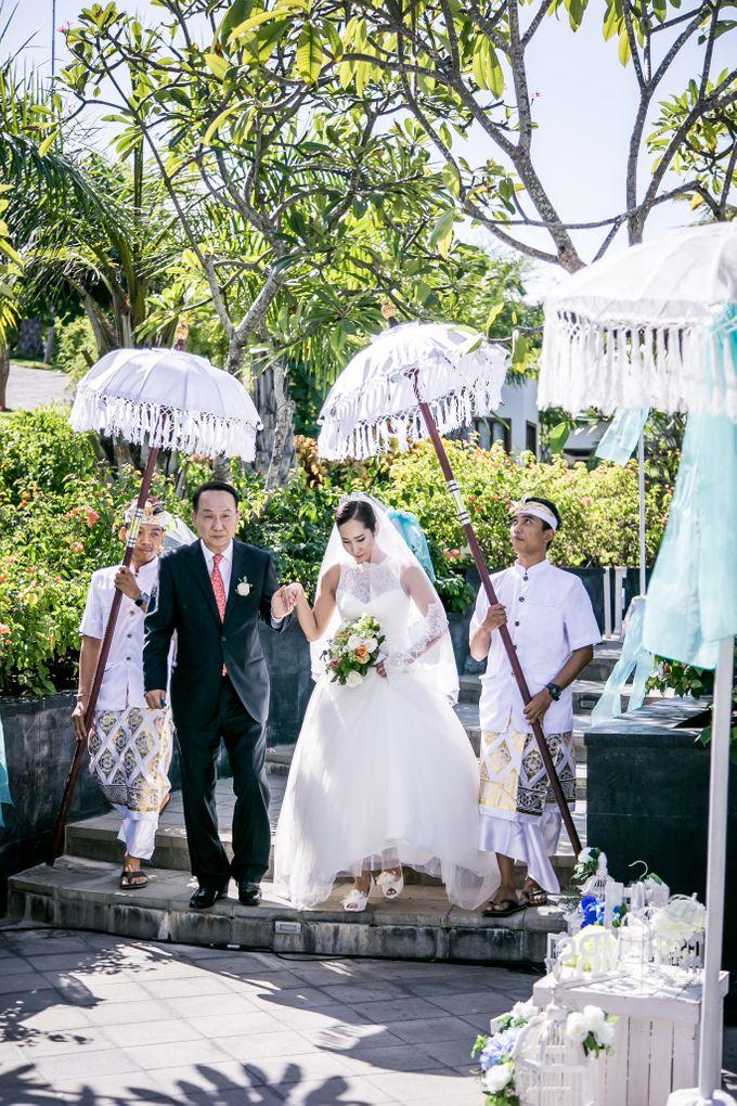 The Wedding of Mr Chung Suk Won & Ms Lee Jung Min by Bali Wedding Atelier - 009