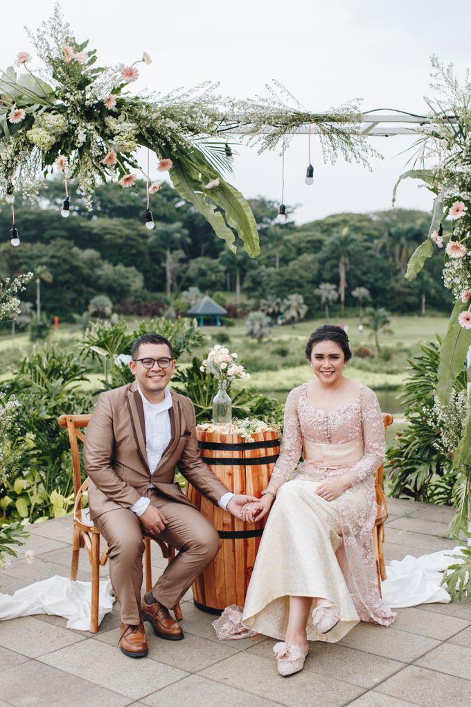 Ardhan & Dhea - Wedding by Flowr Photography - 026