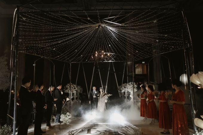 The Wedding of  Tirto & Jessy by Satori Planner - 011