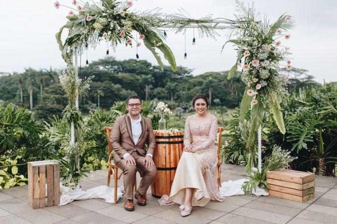 Ardhan & Dhea - Wedding by Flowr Photography - 027