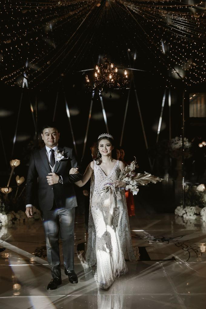 The Wedding of  Tirto & Jessy by Satori Planner - 012