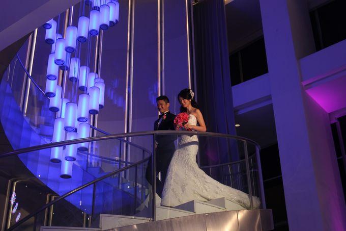 Wedding Mr. William & Ms. Grace at Ciputra Artpreneur by Ciputra Artpreneur - 005
