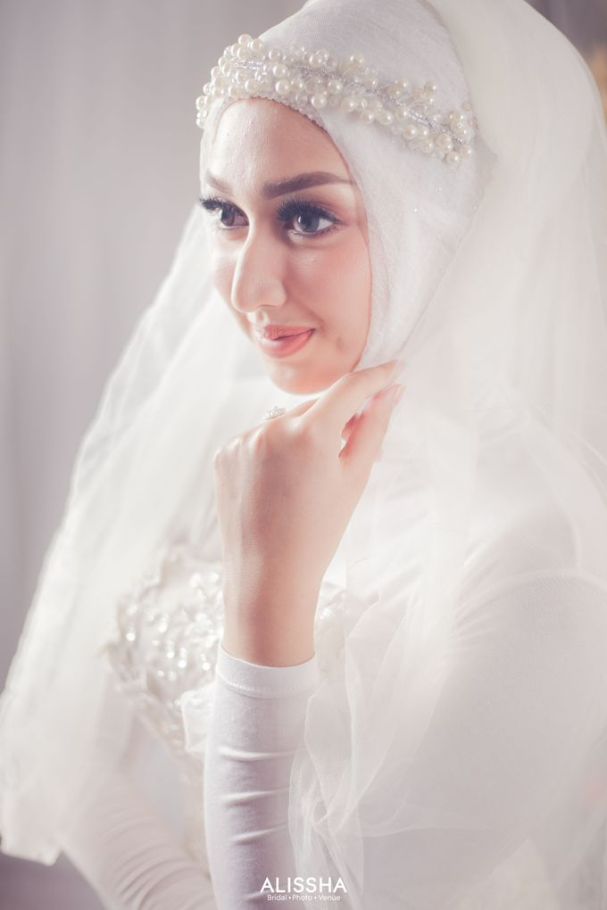 International Gown for Hijab by Alissha Bride - 005
