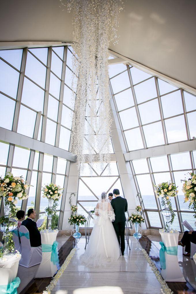 The Wedding of Mr Chung Suk Won & Ms Lee Jung Min by Bali Wedding Atelier - 010