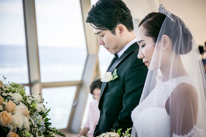 The Wedding of Mr Chung Suk Won & Ms Lee Jung Min by Bali Wedding Atelier - 011