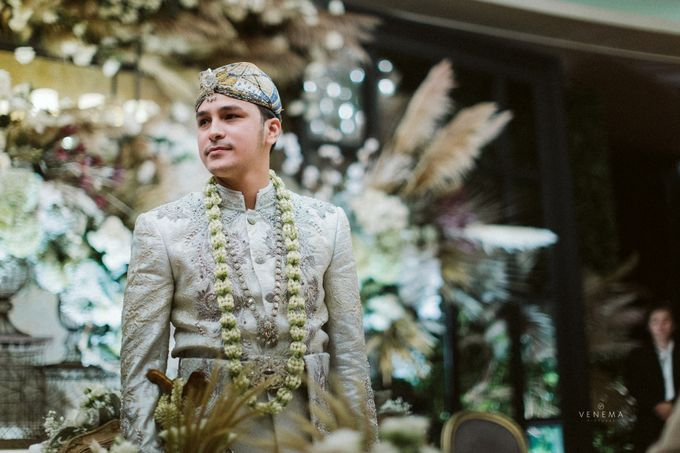 Arman & Alya Traditional Wedding Day by Venema Pictures - 018