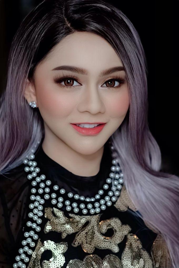Makeup Beautiful Miss Jenita Janet by Natcha Makeup Studio - 002
