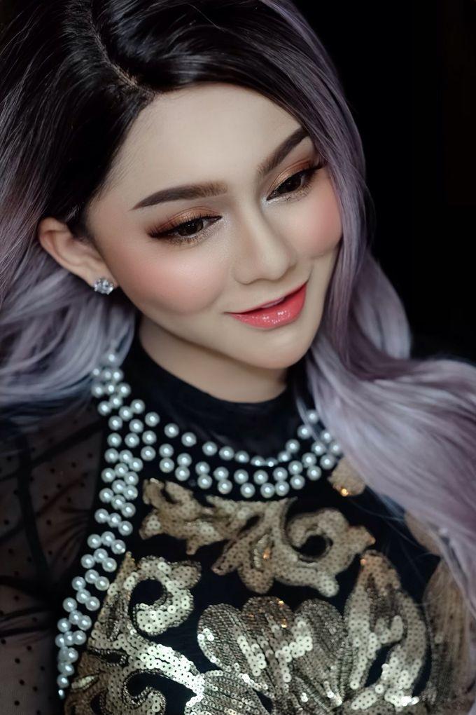 Makeup Beautiful Miss Jenita Janet by Natcha Makeup Studio - 004