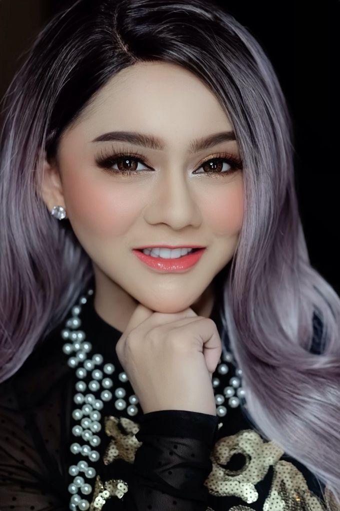 Makeup Beautiful Miss Jenita Janet by Natcha Makeup Studio - 005