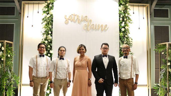Satria & Elaine Wedding by KEYS Entertainment - 001