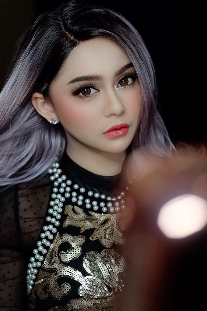 Makeup Beautiful Miss Jenita Janet by Natcha Makeup Studio - 007