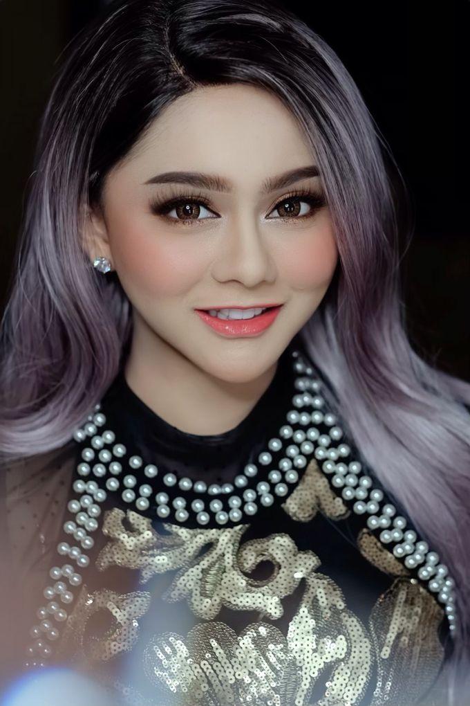 Makeup Beautiful Miss Jenita Janet by Natcha Makeup Studio - 010
