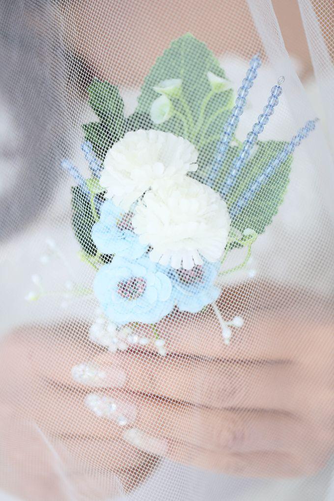 Artificial Corsage & Boutonniere by raia_fleurs - 002