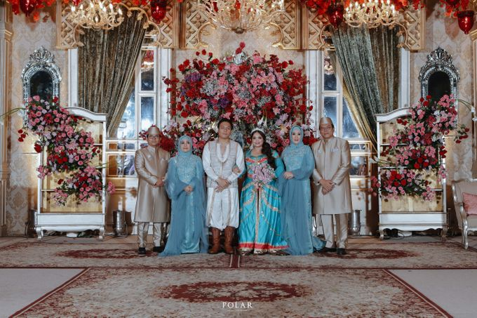Balqis & Nasa - 14 December 2019 - Sudirman Grand Ballroom by Zulfa Catering - 001