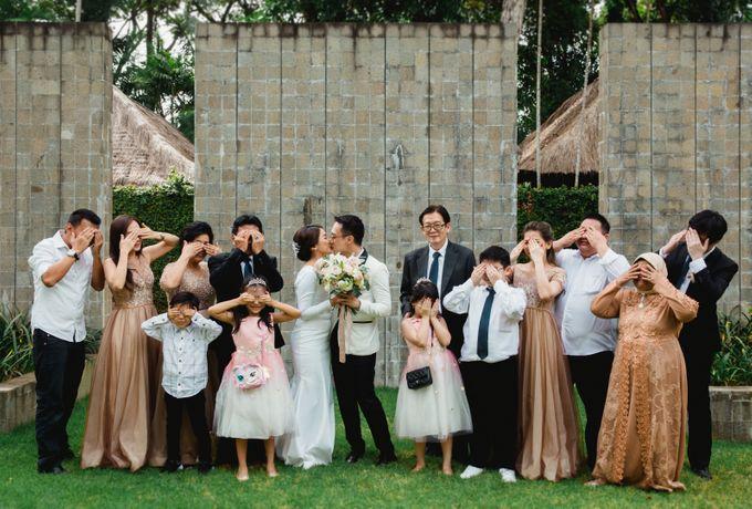 Intimate Bali Wedding of Willy & Dewi by Lentera Wedding - 026