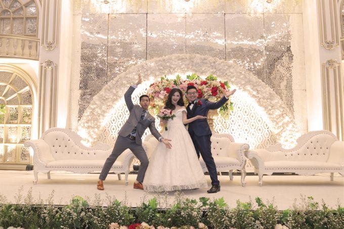 Yan & Venny Wedding Day by Vedie Budiman - 018