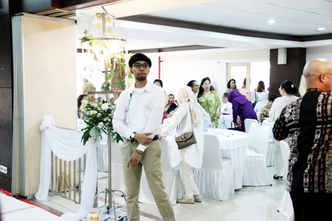 our team from the wedding of aldy & nelly by Our Wedding & Event Organizer - 012