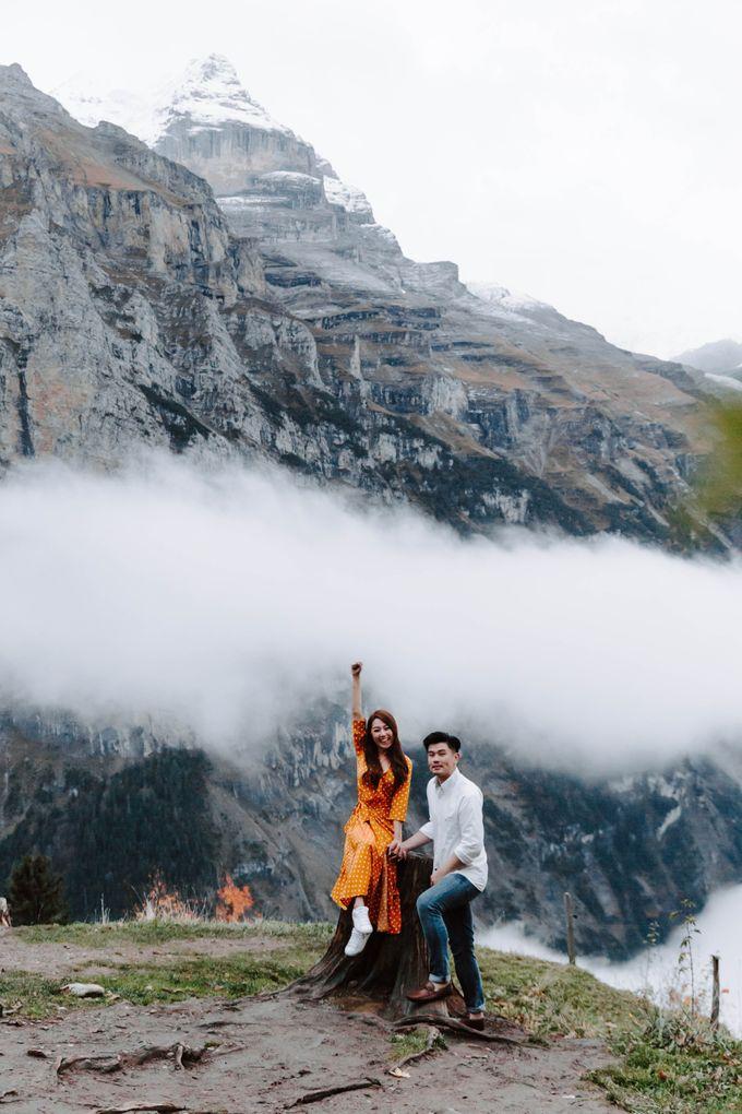 Switzerland | Daniel & Evelyn by JOHN HO PHOTOGRAPHY - 004