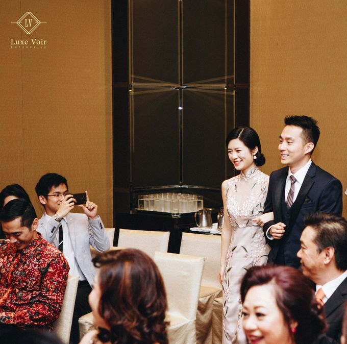 Wedding Of Anthony & Jera by Luxe Voir Enterprise - 022