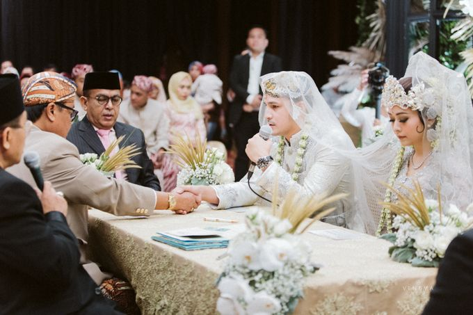 Arman & Alya Traditional Wedding Day by Venema Pictures - 024