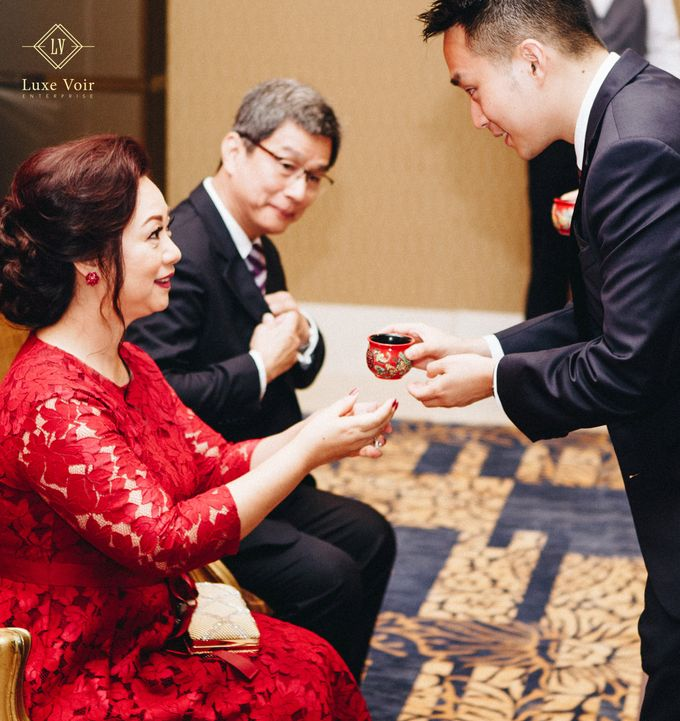 Wedding Of Anthony & Jera by Luxe Voir Enterprise - 011