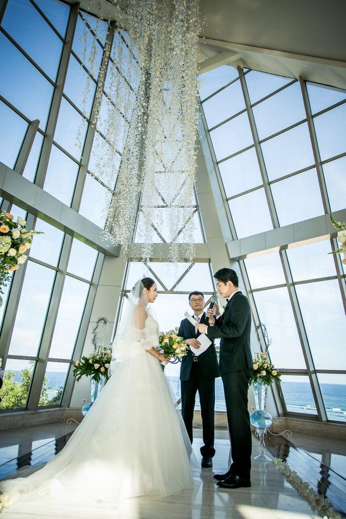 The Wedding of Mr Chung Suk Won & Ms Lee Jung Min by Bali Wedding Atelier - 012