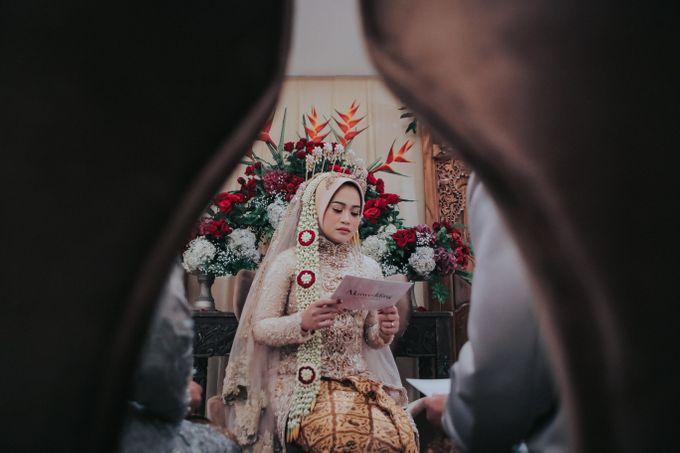 DINI & AGI WEDDING by Akuwedding - 021