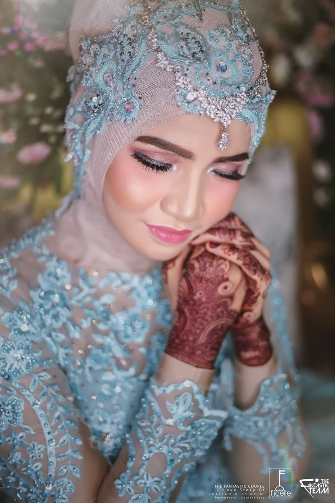 Wedding Latifah & Numair by Ficelle Photography - 016