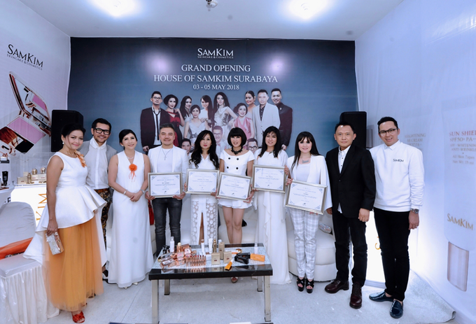 Opening of HOUSE of SAMKIM surabaya by FROST Event Designer - 001